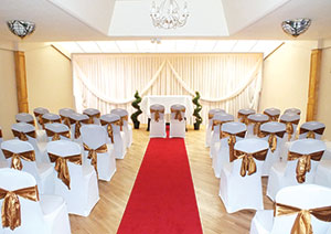 Get married at the Ring of Kerry Hotel