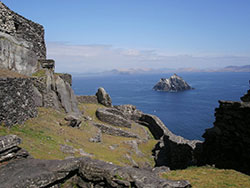 Skellig Islands trips from the Ring of Kerry Hotel